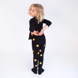 Dot Print Leggings