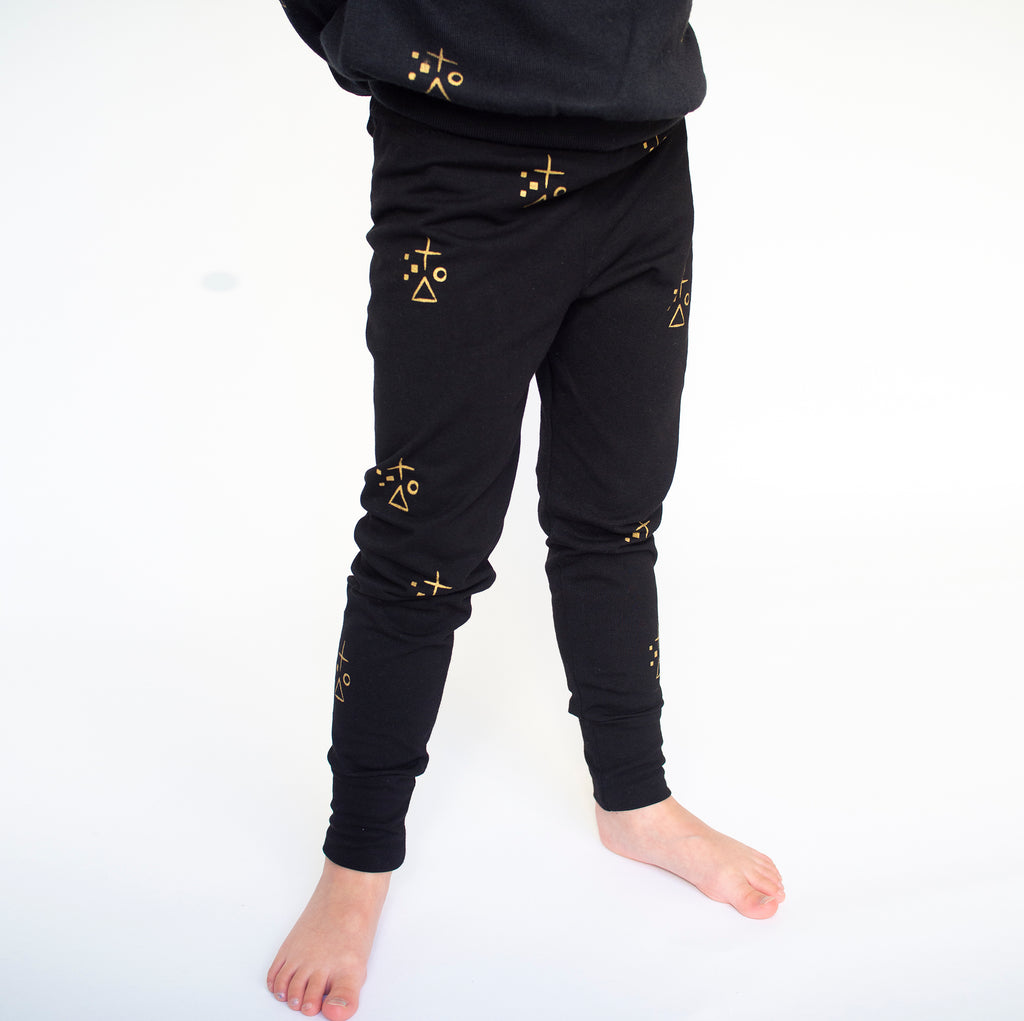 Magic Dust Print Leggings