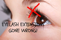 Eyelash Extensions in Singapore: It's Bad for You