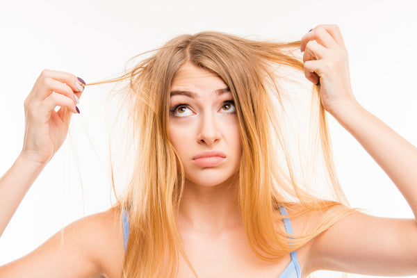 At Home Remedies for a Seriously Dry Scalp