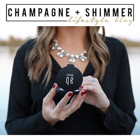 Champagne and Shimmer Blog Post