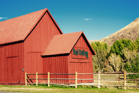 Sun Valley Red House