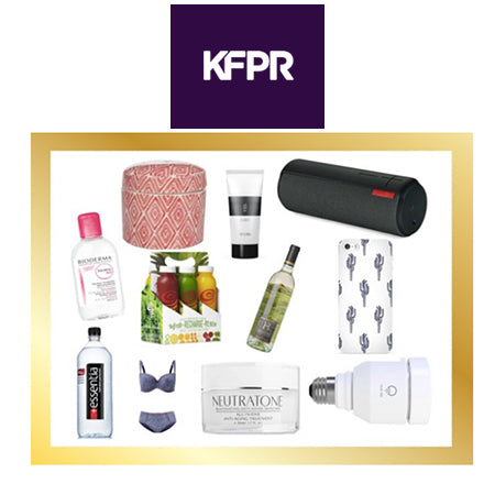 KFPR Giveaway includes AB Skincare
