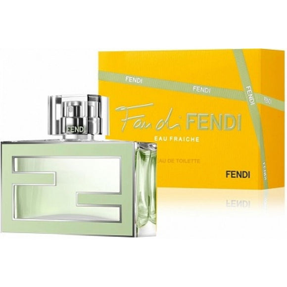 FENDI FAN DI FENDI EAU FRAICHE EDP 75ML FOR WOMEN - MyPerfumeShopNG