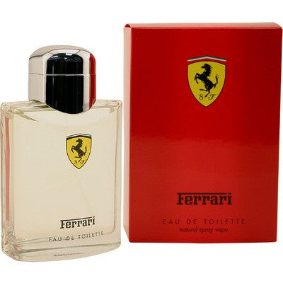 FERRARI RED COLOGNE EDT 100ML FOR MEN - MyPerfumeShopNG
