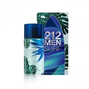 CAROLINA HERRERA 212 SURF EDT 100ML FOR MEN - MyPerfumeShopNG