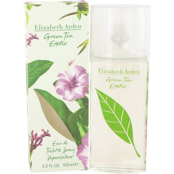 ELIZABETH ARDEN GREEN TEA EXOTIC EDT 100ML FOR WOMEN - MyPerfumeShopNG