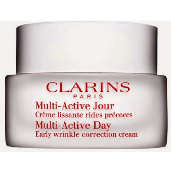 Clarins Multi Active Day Early Wrinkle Correction Cream 50ml - MyPerfumeShopNG