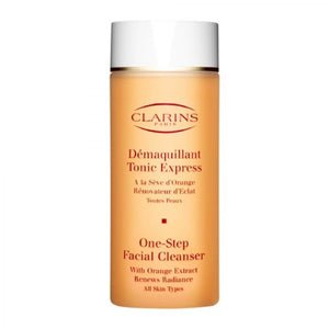 Clarins One Step Facial Cleanser For All Skin Types 200ml - MyPerfumeShopNG