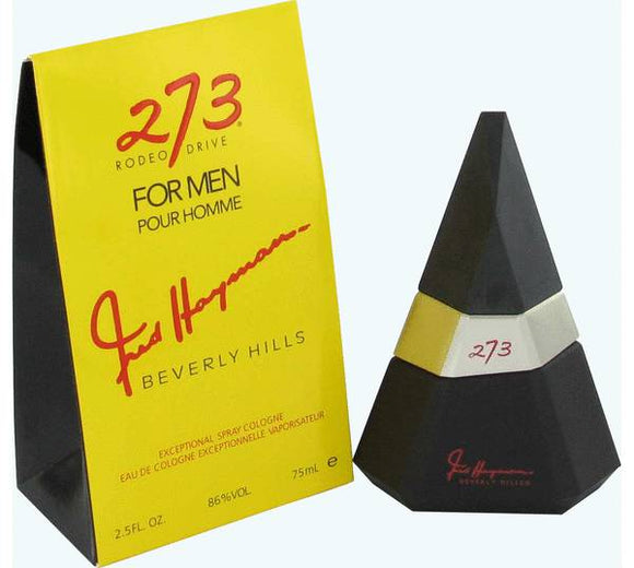 FRED HAYMAN 273 EDT 75ML FOR MEN - MyPerfumeShopNG