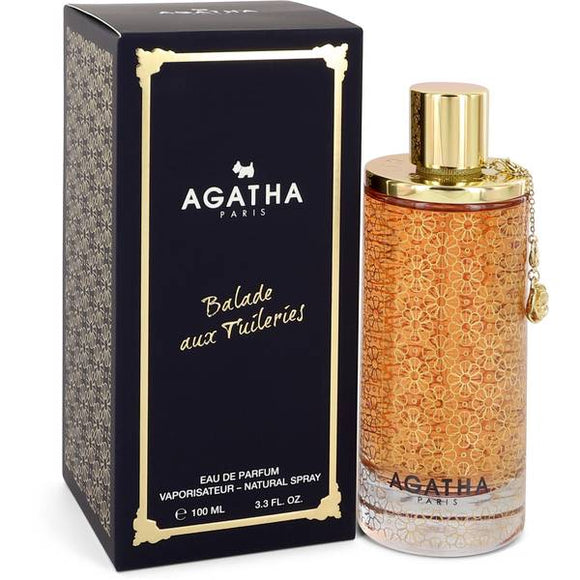 Agatha Paris Balade Aux Tuileries EDP 100ml For Women - MyPerfumeShopNG