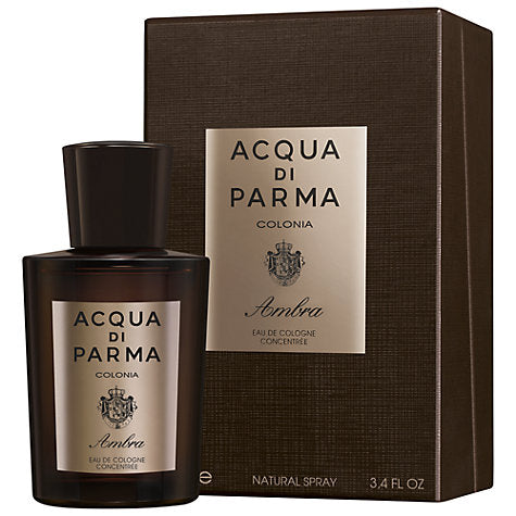 ACQUA DI PARMA COLONIA AMBRA EAU DE COLGNE CONCENTREE 100ML PERFUME - MyPerfumeShopNG