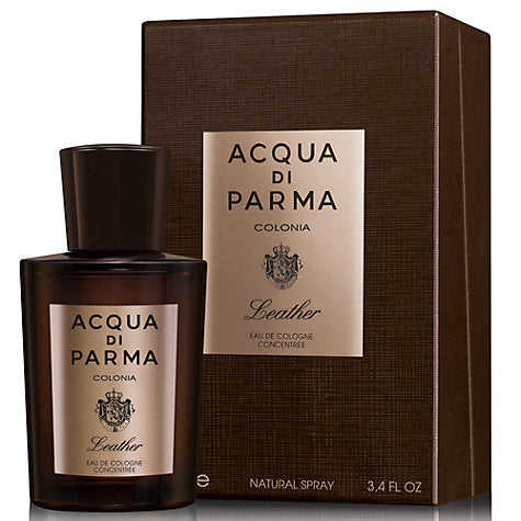 ACQUA DI PARMA COLONIA LEATHER EAU DE CONCENTREE 100ML PERFUME - MyPerfumeShopNG