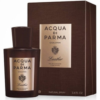 Acqua Di Parma Colonia Leather Eau De Concentree 180ml (LARGE) Perfume - MyPerfumeShopNG