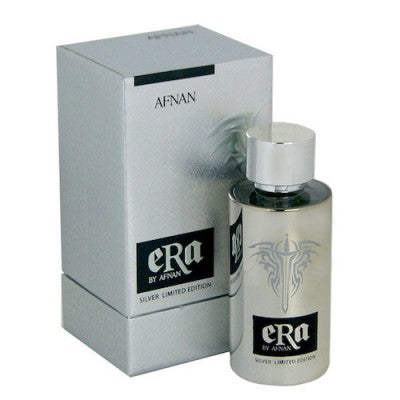 Afnan Era Silver Limited Edition EDP 100ml Perfume For Men - MyPerfumeShopNG