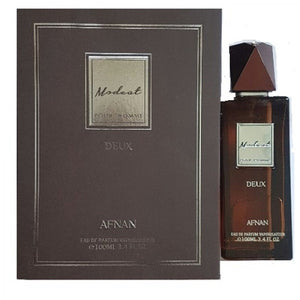 AFNAN MODEST DEUX EDP 100ML FOR MEN - MyPerfumeShopNG
