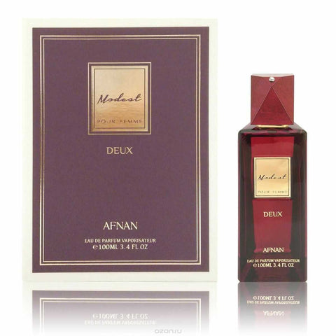 Afnan Modest Deux EDP 100ml Perfume For Women - MyPerfumeShopNG