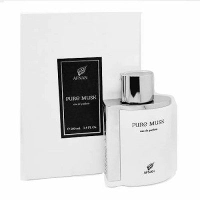 Afnan Pure Musk EDP 100ml Perfume For Men - MyPerfumeShopNG