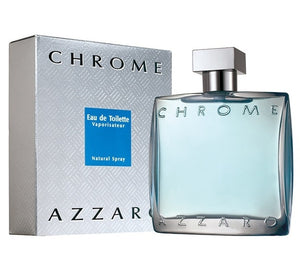 AZZARO CHROME EDT 100ML FOR MEN - MyPerfumeShopNG
