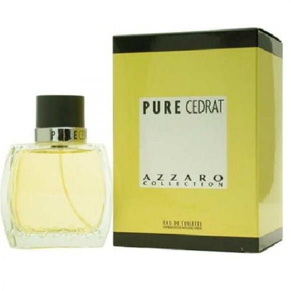 AZZARO PURE CEDRAT EDT 100ML PERFUME FOR WOMEN - MyPerfumeShopNG