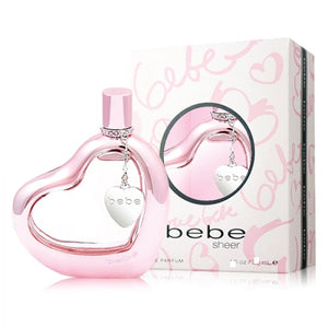 Bebe Sheer EDP 100ml Perfume For Women - MyPerfumeShopNG