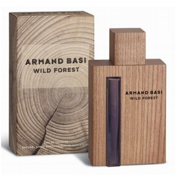 ARMAND BASI WILD FOREST EDT 100ML FOR MEN - MyPerfumeShopNG