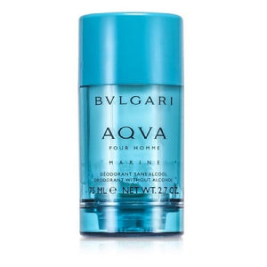 Bvlgari Aqva Pour Homme Marine 75ml Deodorant Stick For Men - MyPerfumeShopNG