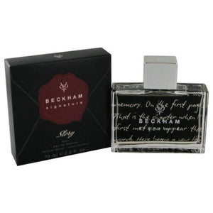 David Beckham Signature Story EDT 75ml For Men - MyPerfumeShopNG