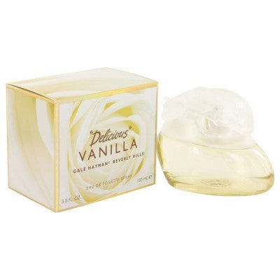 Gale Hayman Delicious Vanilla EDT 100ml For Women - MyPerfumeShopNG