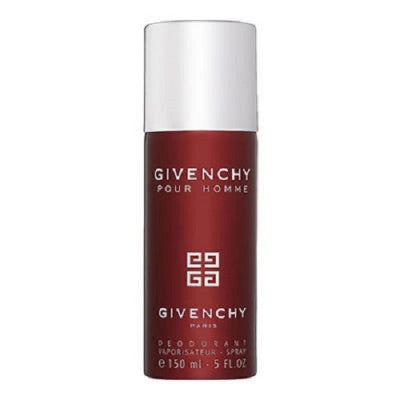 Givenchy Pour Homme 150ml Deodorant Spray For Men - MyPerfumeShopNG