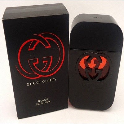 afc806bac Gucci Guilty Black EDT 75ml Perfume For Women - MyPerfumeShopNG