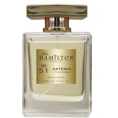 Hamilton Artemis 51 EDP 100ml Perfume For Women - MyPerfumeShopNG
