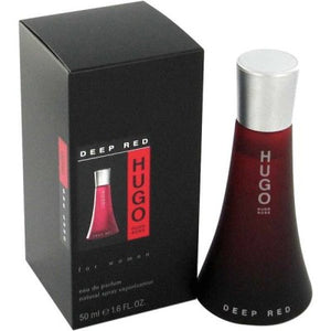 Hugo Boss Deep Red EDP 50ml For Women - MyPerfumeShopNG