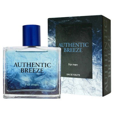 Jeanne Arthes Authentic Breeze EDT 100ml Perfume For Men - MyPerfumeShopNG