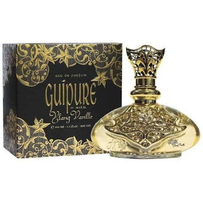 Jeanne Arthes Guipure & Silk Ylang Vanille EDP 100ml Perfume For Women - MyPerfumeShopNG