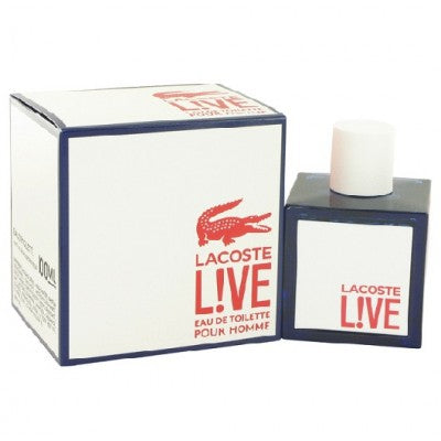 Lacoste Live EDT 100ml For Men - MyPerfumeShopNG