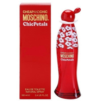 Moschino CheapAndChic ChicPetals EDT 100ml Perfume For Women - MyPerfumeShopNG