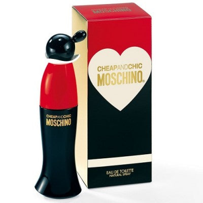 Moschino Cheap And Chic EDT 100ml Perfume For Women - MyPerfumeShopNG