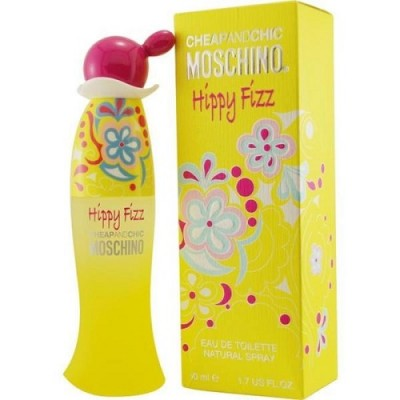 Moschino Cheap And Chic Hippy Fizz EDT 100ml Perfume For Women - MyPerfumeShopNG