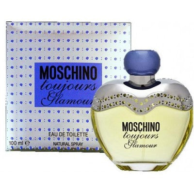 Moschino Toujours Glamour EDT 100ml Perfume For Women - MyPerfumeShopNG