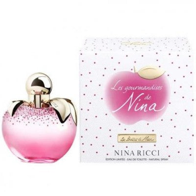Nina Ricci Les Gourmandises De NIna EDT 80ml For Women - MyPerfumeShopNG