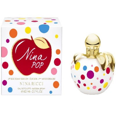 Nina Ricci Pop EDT80ml Perfume For Women - MyPerfumeShopNG