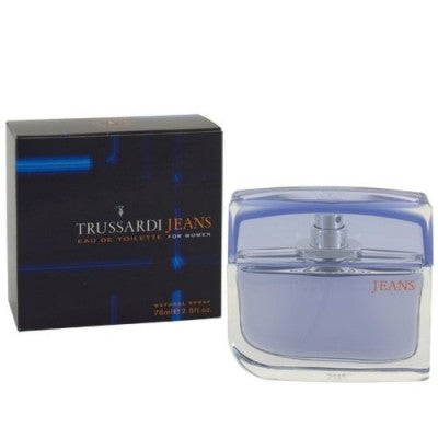 Trussardi Jeans EDT 75ml Perfume For Women - MyPerfumeShopNG