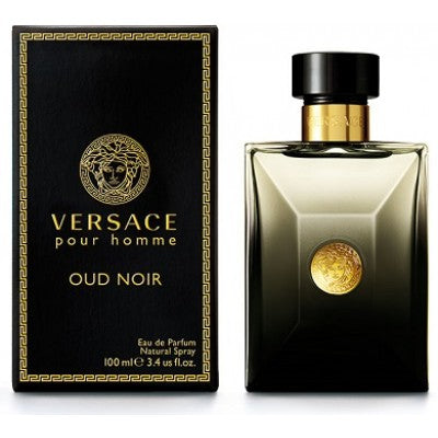 Versace Pour Homme Oud Noir EDP 100ml For Men - MyPerfumeShopNG