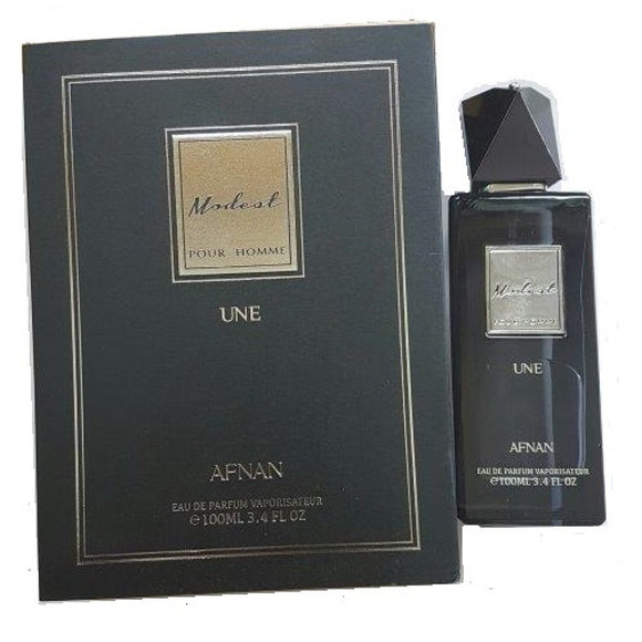 AFNAN MODEST UNE EDP 100ML PERFUME FOR MEN - MyPerfumeShopNG