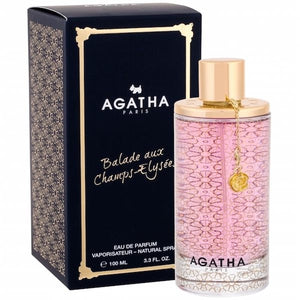 Agatha Paris Balade Aux Champs Elysees EDP 100ml For Women - MyPerfumeShopNG
