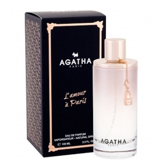 Agatha Paris L'Amour A Paris EDP 100ml For Women - MyPerfumeShopNG