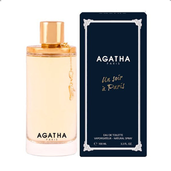 Agatha Paris Un Soir Paris EDP 100ml For Women - MyPerfumeShopNG