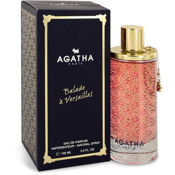 Agatha Paris Balade Un Matin A Versailles EDP 100ml  For Women - MyPerfumeShopNG