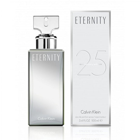 Calvin Klein Eternity 25th Anniversary EDP 100ml For Women - MyPerfumeShopNG